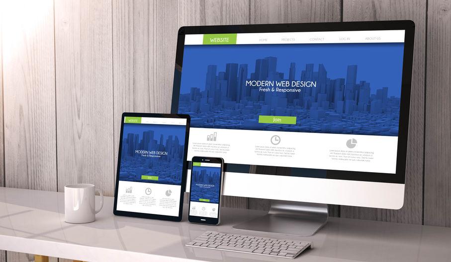 Site Internet d'entreprise